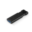 VERBATIM USB 3.0 PENDRIVE PINSTRIPE 64GB FEKETE