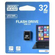 GOODRAM UPI2 PICCOLO USB 2.0 PENDRIVE 32GB FEKETE