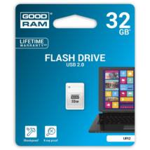 GOODRAM UPI2 PICCOLO USB 2.0 PENDRIVE 32GB FEHÉR