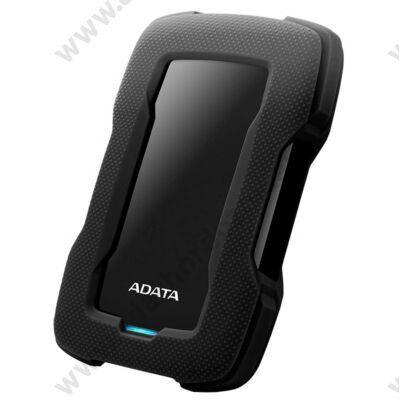 ADATA HD330 2,5 COL USB 3.2 KÜLSŐ MEREVLEMEZ 4TB FEKETE