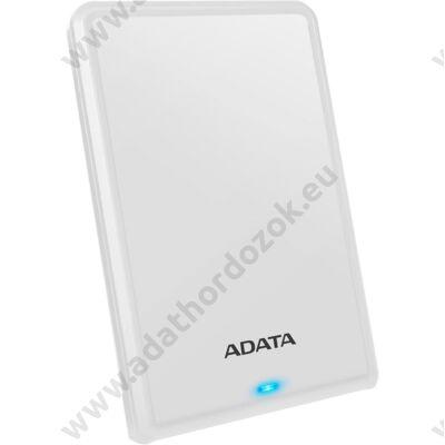 ADATA HV620S 2,5 COL USB 3.1 KÜLSŐ MEREVLEMEZ 4TB FEHÉR