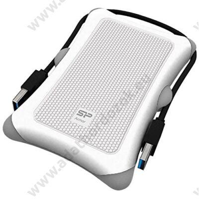 SILICON POWER ARMOR A30 2,5 COL USB 3.0 KÜLSŐ MEREVLEMEZ 2TB FEHÉR