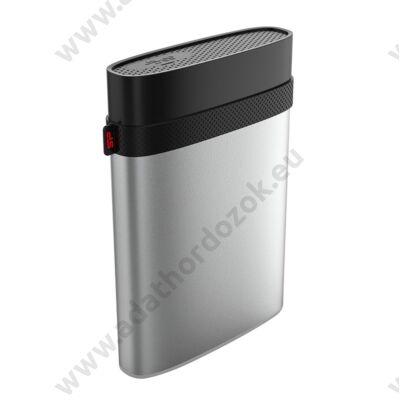 SILICON POWER ARMOR A85 2,5 COL USB 3.0 KÜLSŐ MEREVLEMEZ 1TB EZÜST