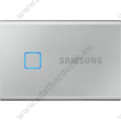 SAMSUNG T7 TOUCH USB 3.2 KÜLSŐ SSD MEGHAJTÓ 500GB EZÜST