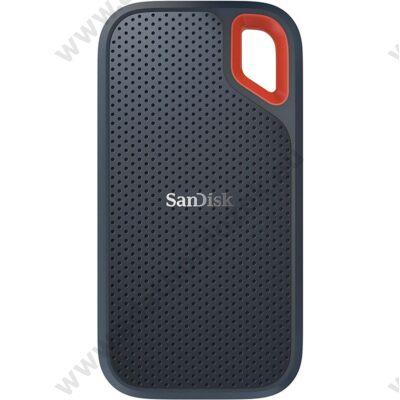 SANDISK EXTREME PORTABLE USB-C 3.1 GEN 2 KÜLSŐ SSD MEGHAJTÓ 500GB FEKETE