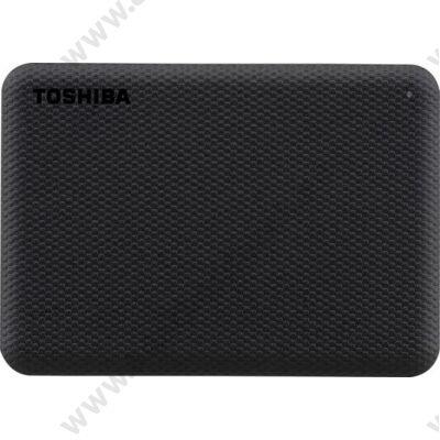 TOSHIBA CANVIO ADVANCE 2,5 COL USB 3.2 GEN 1 KÜLSŐ MEREVLEMEZ 1TB FEKETE