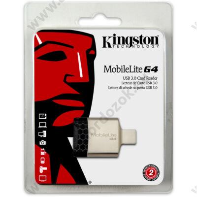 KINGSTON USB 3.0 MOBILELITE G4 MEMÓRIAKÁRTYA OLVASÓ