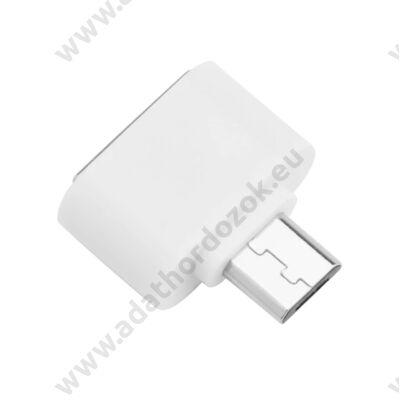 MICRO USB/USB 2.0 OTG ADAPTER FEHÉR