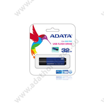 ADATA USB 3.0 DASHDRIVE ELITE S102 PRO ADVANCED 32GB KÉK