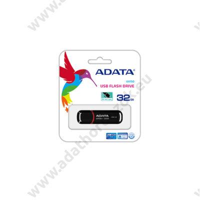 ADATA USB 3.0 DASHDRIVE CLASSIC UV150 32GB FEKETE