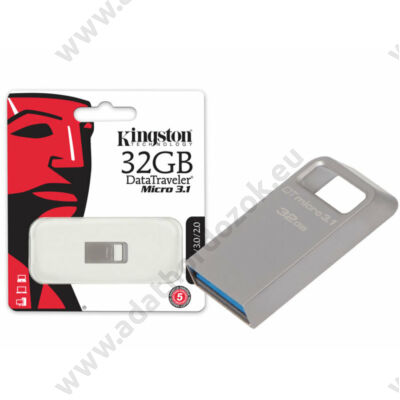 KINGSTON USB 3.0 DATATRAVELER MICRO 3.1 32GB