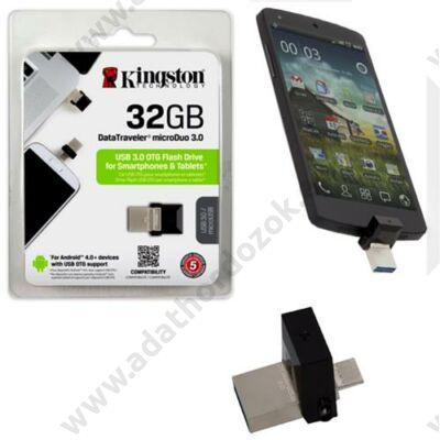 KINGSTON USB 3.0 DATATRAVELER MICRODUO OTG 32GB