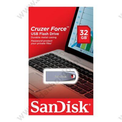 SANDISK USB 2.0 PENDRIVE CRUZER FORCE 32GB