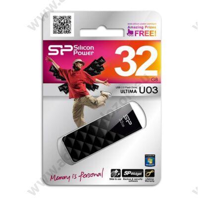 SILICON POWER ULTIMA U03 USB 2.0 PENDRIVE 32GB