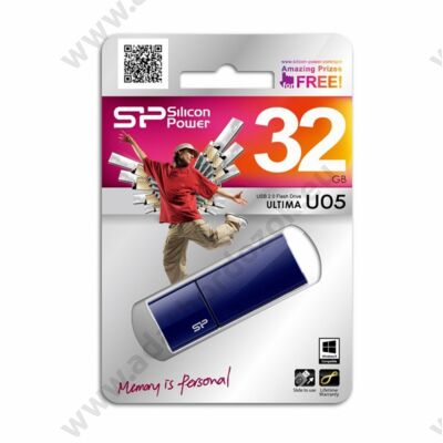 SILICON POWER ULTIMA U05 USB 2.0 PENDRIVE 32GB