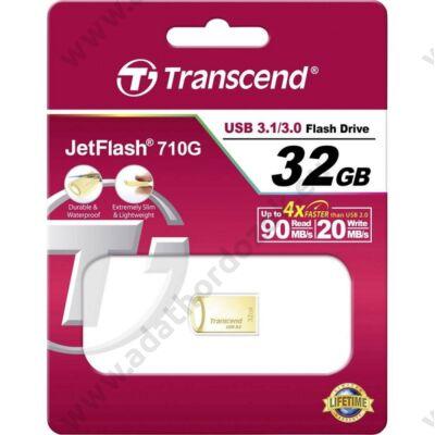 TRANSCEND USB 3.1 PENDRIVE JETFLASH 710G 32GB