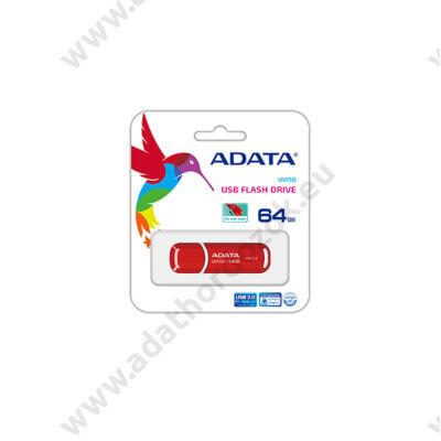 ADATA USB 3.0 DASHDRIVE CLASSIC UV150 64GB PIROS