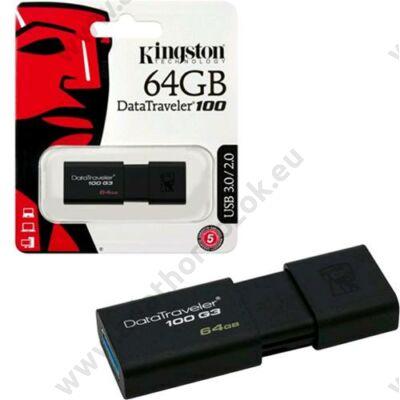 KINGSTON USB 3.0 DATATRAVELER 100 G3 64GB
