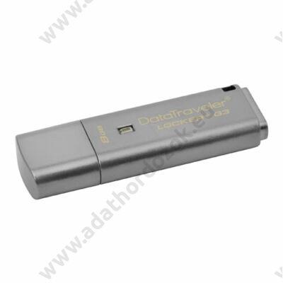 KINGSTON USB 3.0 DATATRAVELER LOCKER+ G3 8GB