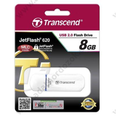 TRANSCEND USB 2.0 PENDRIVE JETFLASH 620 8GB