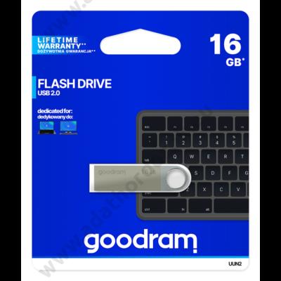 GOODRAM UUN2 USB 2.0 PENDRIVE 16GB
