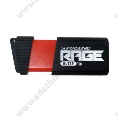 PATRIOT SUPERSONIC RAGE ELITE USB 3.2 GEN 1 PENDRIVE 1TB (400/300 MB/s)