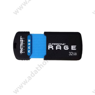 PATRIOT SUPERSONIC RAGE USB 3.2 GEN 1 PENDRIVE 32GB (180/50 MB/s)