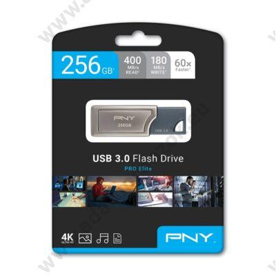 PNY PRO ELITE USB 3.0 PENDRIVE 256GB (400/180 MB/s)